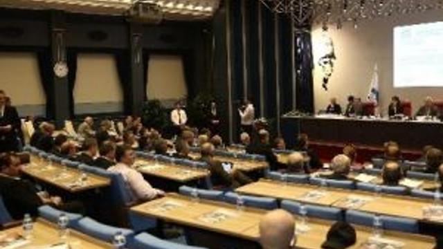Büyükşehir Meclisi'nde Seçim Yapıldı