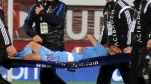 Trabzonspor'da Ramazan Ameliyat Olacak