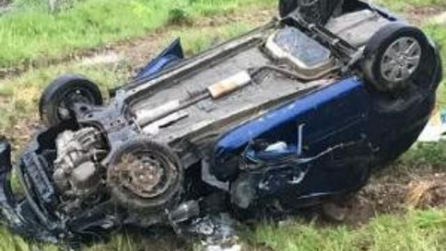 Hatalı Sollama Yapan Otomobil Minibüsle Çarpıştı: 2 Yaralı