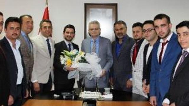 Çankırı Gelişim Derneğinden Vali Özcan'a Ziyaret