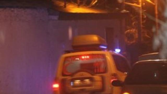 İzmir Urla'da kapalı cezaevinde yangın !