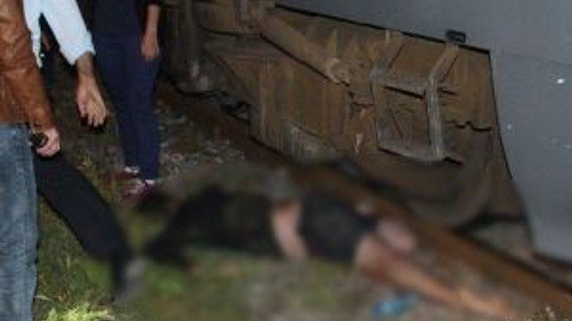 Aydın'da Tren Faciası, 2 Ölü