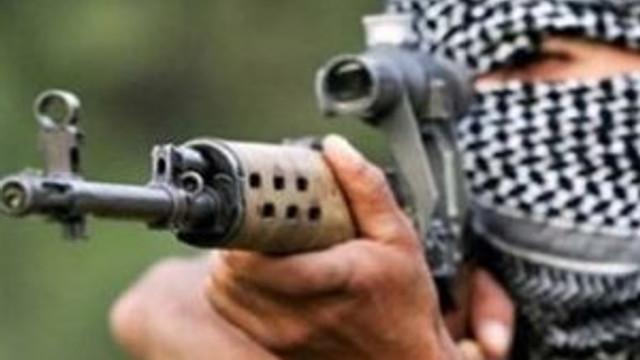 PKK'nın gitarcısı susturuldu