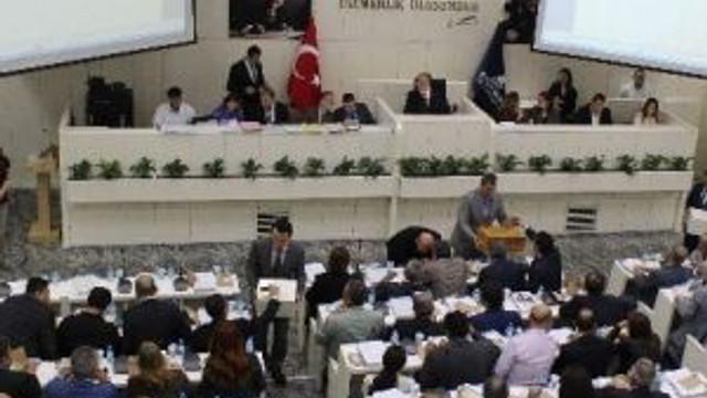Büyükşehir Meclisi'nde Başkanvekilliği Ve Komisyon Seçimleri