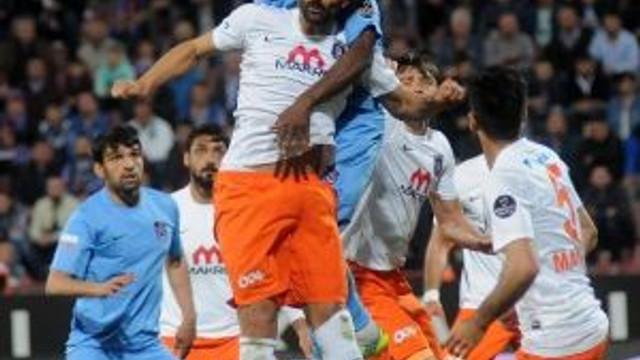 Trabzonspor Avrupa Hedefinin Gerisinde