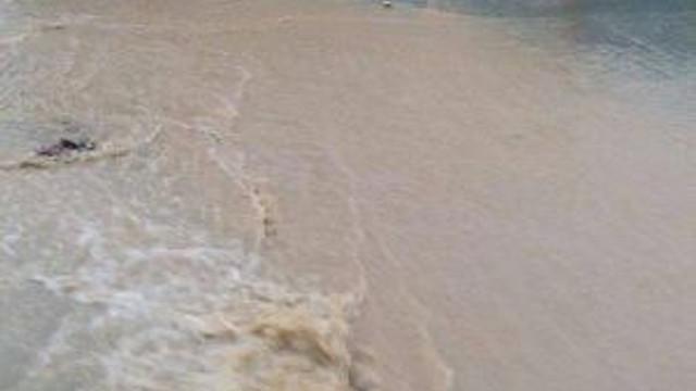 Nusaybin Durucu Mahallesi'ni Sel Bastı
