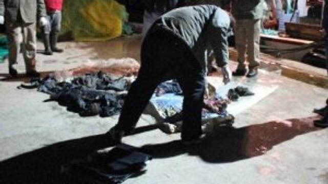 Balıkçıların ağına küçük çocuğun cesedi takıldı