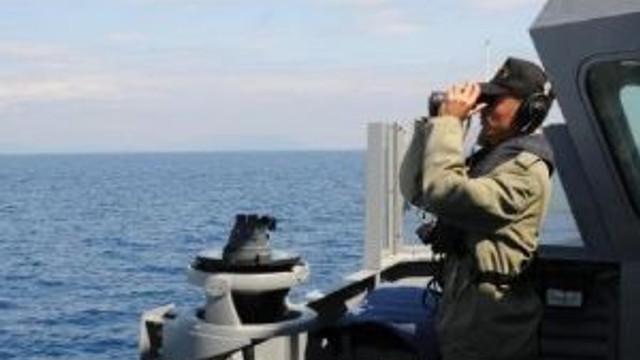 Deniz Kuvvetleri Komutanlığı, Ege Denizi'ndeki Göçü Engelledi (2)