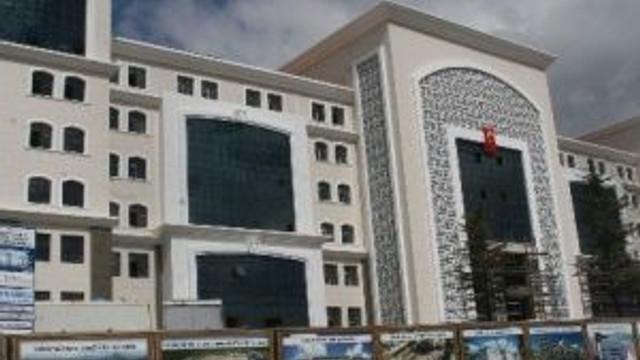 Yozgat Hükümet Konağı İnşaatında Çalışmalar Hızla Sürüyor