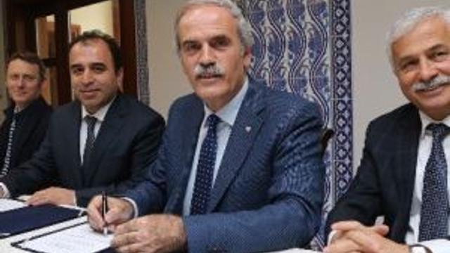 Bursa'nın Alt Yapısına 120 Milyon Tl'lik Dev Yatırım