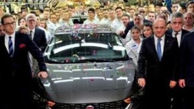 Yeni Egea Hatchback Banttan İndi