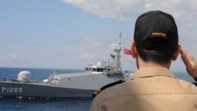Deniz Kuvvetleri Komutanlığı, Ege Denizi'ndeki Göçü Engelledi (3)