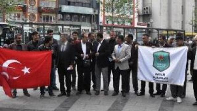 Gaziantep'te Diriliş Başkanları Derneği'nden Kılıçdaroğlu'na Tepki