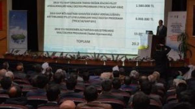 Dika, Siirt'te Devlet Destekleri Anlatıldı