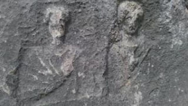 İznik'te Roma Dönemi Kaya Kabartmaları Yok Oluyor
