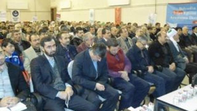 """Bolvadin'de """"Dünya Alimleri Gözünde Bediüzzaman"""" Konulu Sohbet Etkinliği Düzenlendi"""