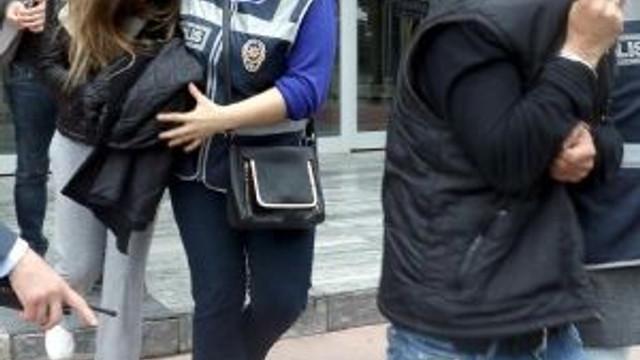 Samsun'da Fuhuş Çetesine Operasyon: 8 Gözaltı