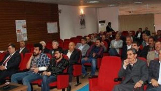 Aksaray'da Muhtarlara Eğitim Semineri