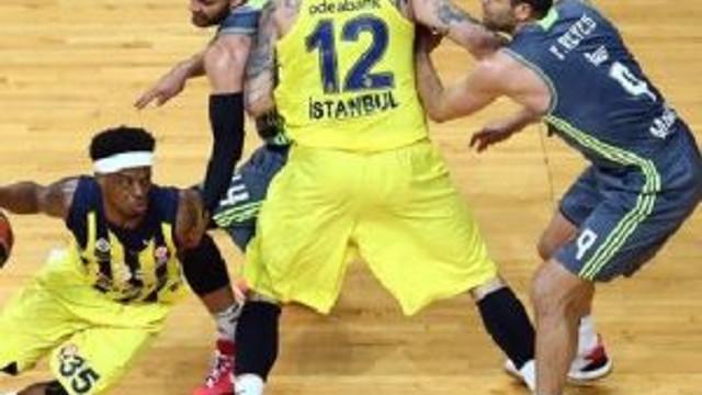 Fenerbahçe - Real Madrid: 75 - 69