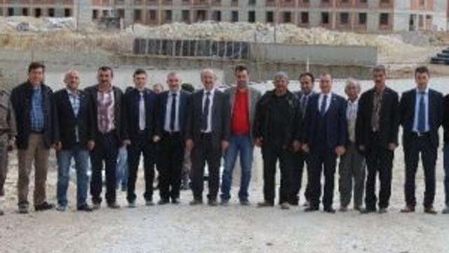 Bünyan Kapalı Kampüs Cezaevinin Bu Yıl Tamamlanması Planlanıyor
