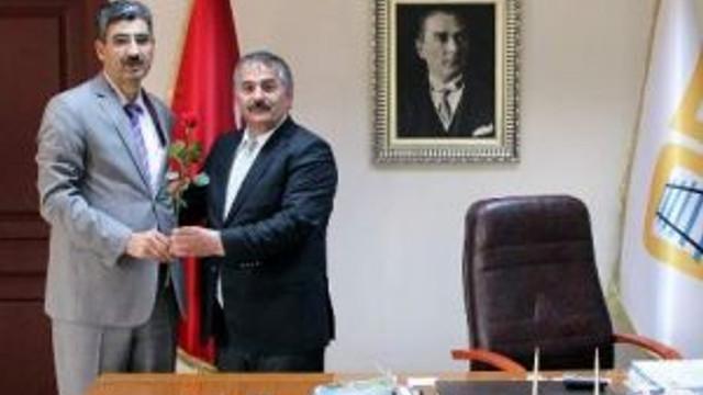 Müftü Uzunca'dan Başkan Karakullukçu'ya Ziyaret
