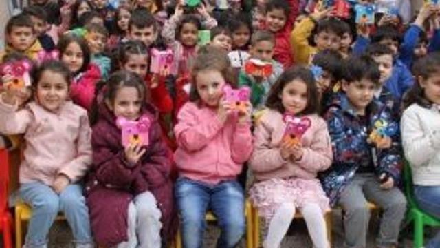 Minik Yüreklerden Bayırbucak Türkmenlerine Anlamlı Bağış