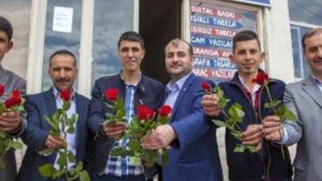 Ahlat'ta Kutlu Doğum Haftası Startı Verildi