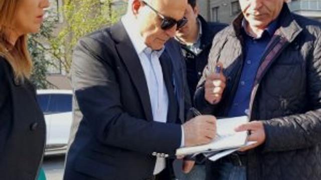 Başkan Akgün: Başkanın makamı sokaklardır!