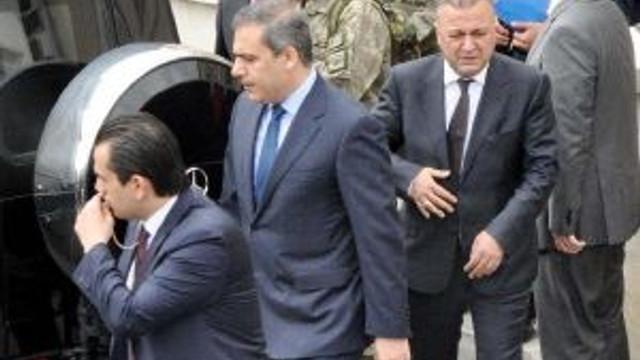 Milli Savunma Bakanı, Genelkurmay Başkanı Ve Mit Müsteşarı Kilis'te