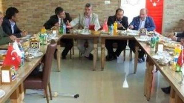 Başkanlar Toplantısı Sultanhanı'nda Yapıldı