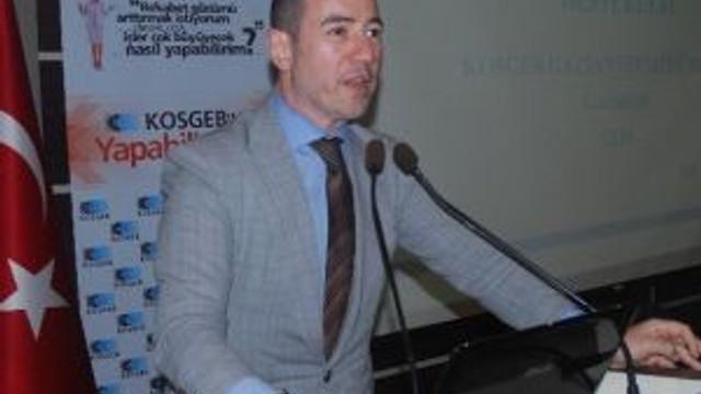 Rekabet Gücünün Artırılmasında Kosgeb Destekleri Toplantısı