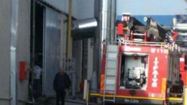 Kimyasal Fabrikasında Yangın: 2 İşçi Yaralandı