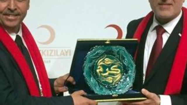 Başkan İbrahim Tokyay'a Kızılay'da Yeni Bir Görev Daha