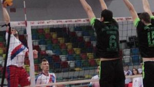 Gümüşhane Torul-düzce Belediyespor: 3-1 (4'lü Final 3'üncülük Maçı)