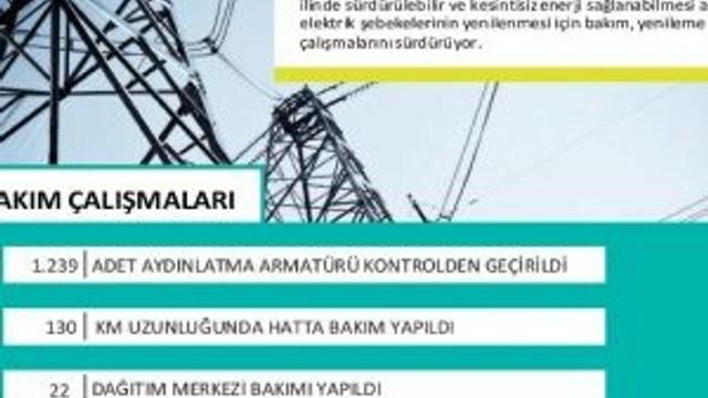Toroslar Edaş, Osmaniye'de Bakım Çalışmalarına Devam Ediyor
