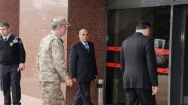 Genelkurmay Başkanı Gaziantep'te, Sınırda İnceleme Yaptı