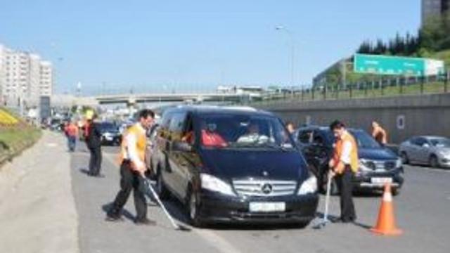 Galatasaray Fenerbahçe Maç Öncesi Takım Otobüsleri
