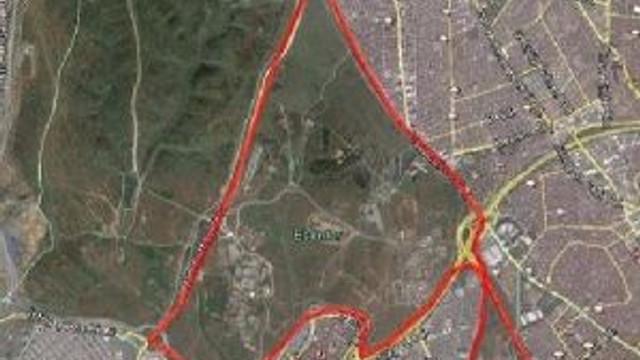 İstanbul'da askeri araziye 50 bin konut yapılacak !