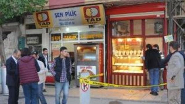 Gaziantep'te Kuyumcuda Silahlı Soygun Girişimi: 1 Yaralı