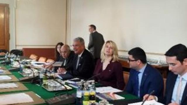 Ab Bakanı Bozkır'ın Avusturya Temasları