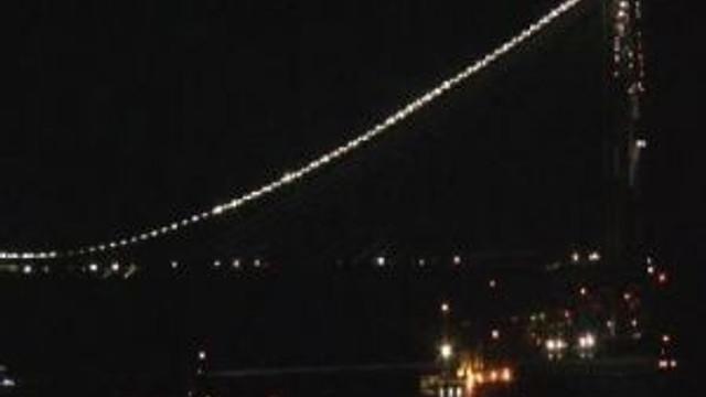 Erdoğan, Konuklarına 3. Boğaz Köprüsünü Gösterdi