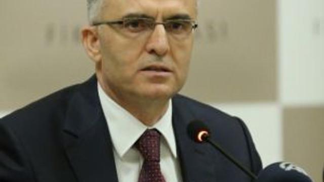 Maliye Bakanı Ağbal Fikir Sofrası Toplantısı'na Katıldı