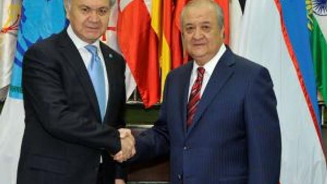 Şiö Genel Sekreteri Alimov Özbekistan'da