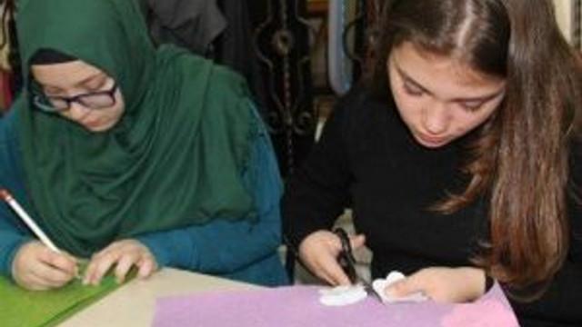 İstanbul Kabataş Erkek Lisesi Öğrencileri Kaçem'de