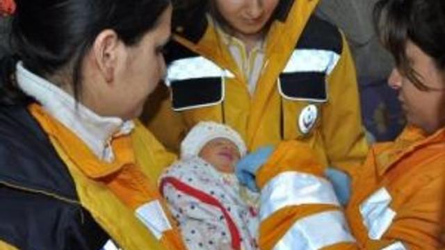 Sokağa Terk Edilen Bebeğin Annesi Bulunamadı