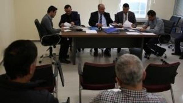 Kocasinan'da 544 Bin Liralık İki İhale Sonuçlandı