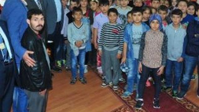 Öğrencilerden Başkan Çalıkan'a Ziyaret
