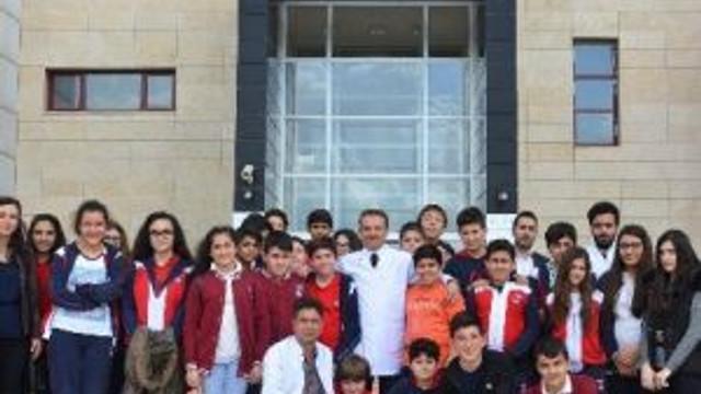 Ortaöğretim Öğrencileri Dübtam İle Tanıştı