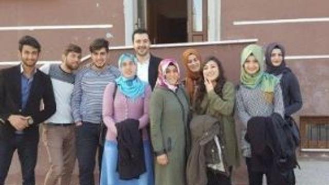 Beü Sosyal Bilimler Myo Sevgi Evlerini Ziyaret Etti