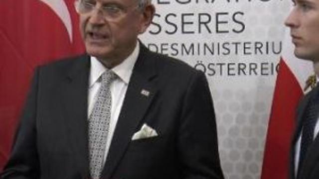 Ab Bakanı Volkan Bozkır Ap'nin Türkiye Raporunu Yok Hükmünde Sayacağız. Raporu, Daimi Temsilcimiz Ap'ye İade Edecek